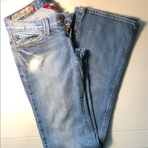 Lucky Brand boot cut jeans 0/25